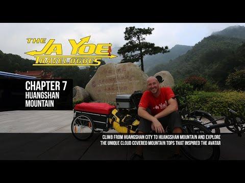 Huangshan (Yellow Mountain) | JaYoe Travelogue | Chapter 7