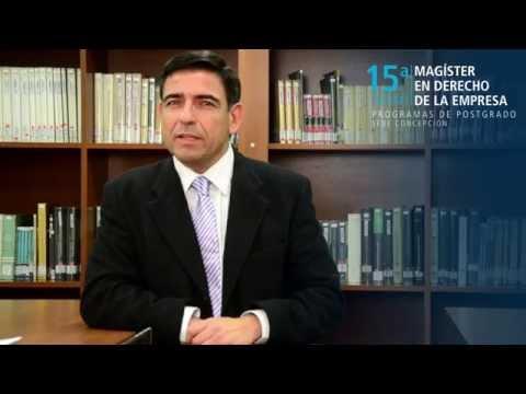 Magíster de Derecho en la Empresa UDD