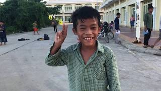 World Race Gap year Cambodia Recap video