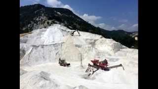 Dolkim Maden kayrak taşı talk ve dolomit işletmeleri