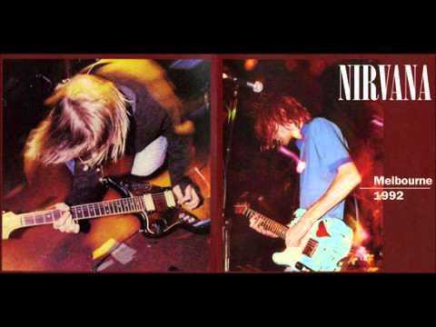 Nirvana 1992/02/01 The Palace, Melbourne, Australia