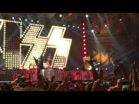 Kiss Detroit Rock City Live @ Covelli Center Youngstown