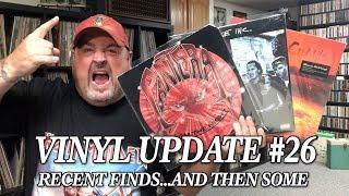 Vinyl Update #26 Recent Finds