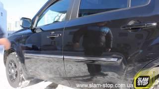 Доводчик двери на Honda Pilot III – Дотяжка автомобильных дверей SlamStop(, 2015-03-31T06:52:29.000Z)