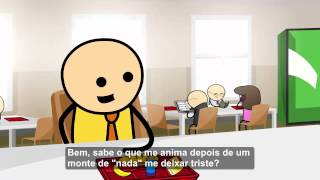 Cyanide & Happiness - Sad Larry