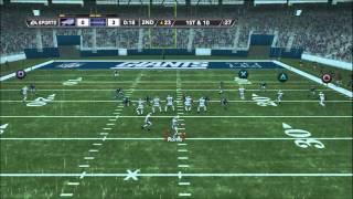 MSFL Week 6 vs. ElxLechexHombre (Buffalo Bills vs. New York Giants)