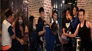 Sốc : Showbiz náo loạn Trấn Thành đánh ghen Hari Won với trai lạ ở quán cà phê