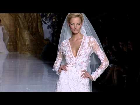 455d1cd564708 Pronovias Fashion Show | 2014 Bridal Collections - YouTube