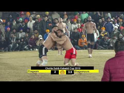 Final Match - Chohla Sahib Kabaddi Cup 2019