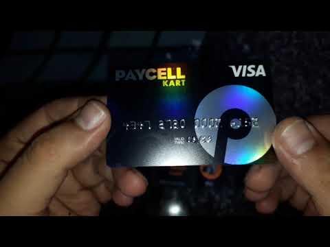 Paycell Nakit Çeken Kart - Paycell Kart Satın Al - Paycell Kart Aktifleştirme - YENİ PAYCELL