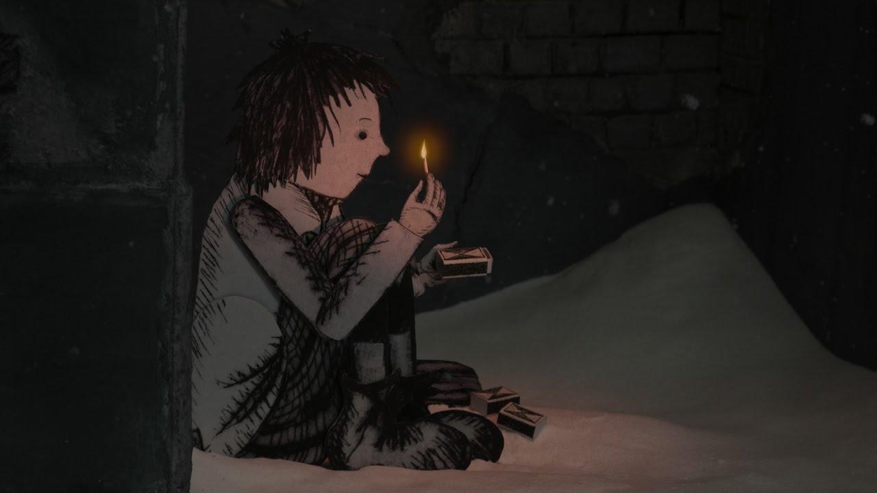 La Petite Marchande d'allumettes (court métrage) | Teaser