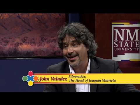 Fronteras 602: Head of Joaquin Murrieta - John Valadez