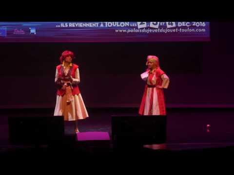 related image - Palais du Jeu et du Jouet 2016  - Toulon - Concours Cosplay - 07 - Akatsuki no Yona