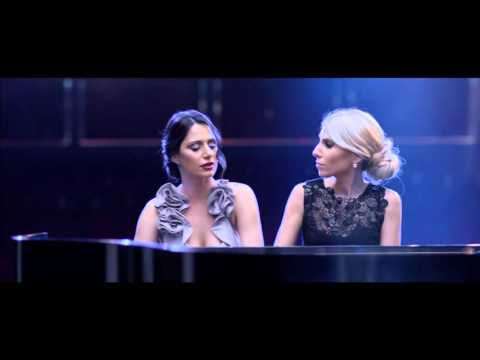 "Marija & Julijana:  ""I'm not the only one"" piano cover"