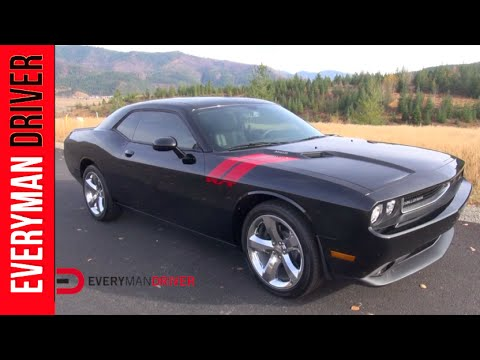 challenger rt manual review
