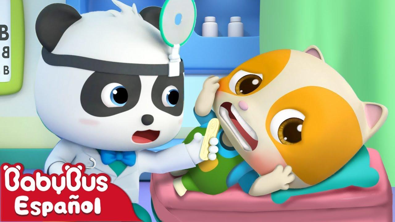No Tengas Miedo del Dentista | Canciones Infantiles | Video Para Niños | BabyBus Español