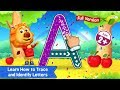 ABC Games for kids 🆎 Learn A to Z Letter -  Baby Learn Kids Alphabets