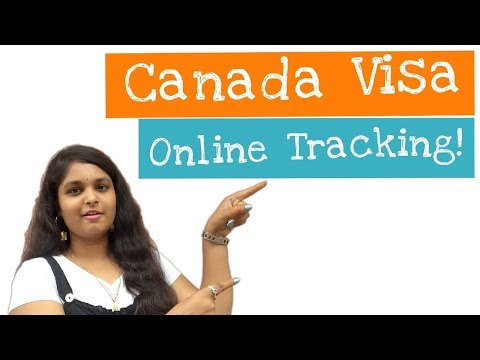 How to link your CANADA visa application to online account