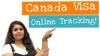 How to link your CANADA visa application to online account(GC KEY)?"