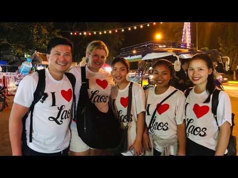 Luang Prabang Tours | Food Tours In Luang Prabang | I Love Asia Tour