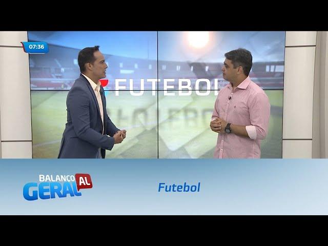 Futebol: CRB empata com o Vitória