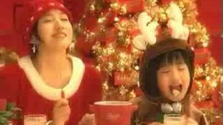 [cm]lotte巧克力長澤まさみ&森迫永依廣告2 森迫永依 検索動画 27