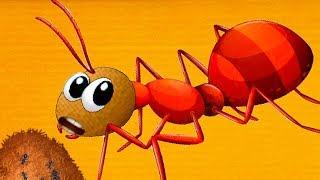 МУРАВЬИ в МУРАВЕЙНИКЕ как В МУРАВЬИНОЙ ФЕРМЕ против АНТИСТРЕССА #45 Эксперимент с игрушкой и Кидом