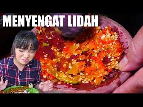 PEDASNYA NYENGAT LIDAH SAMPAI BIKIN NANGIS ! #KulinerBandung