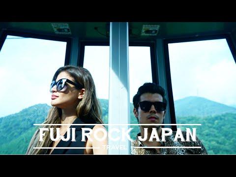 The Best Music Festival, Fuji Rock Japan 2016, Travel Diaries #1