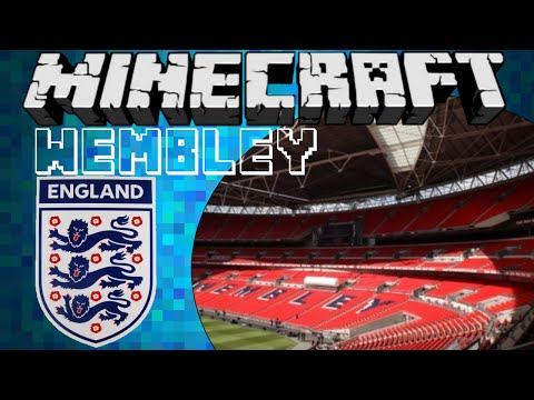 Wembley Football Stadium Tour [Minecraft]