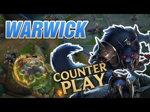 2cd23a0c7 How to Counter Warwick: Mobalytics Counterplay - YouTube