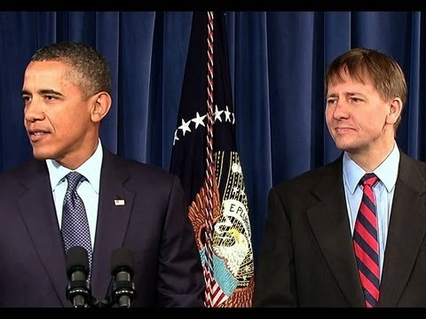 President Obama Speaks at the Consumer Financial Protection Bureau
