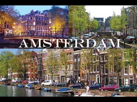 Amsterdam centrum 18 december 2017