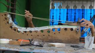 Recurve Bow Making ( Andriano's Custom Bows )