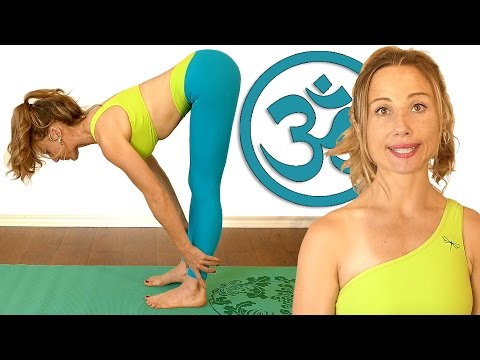 Flexibility Yoga Stretches and Exercises, Beginners to Intermediate Yoga Workout