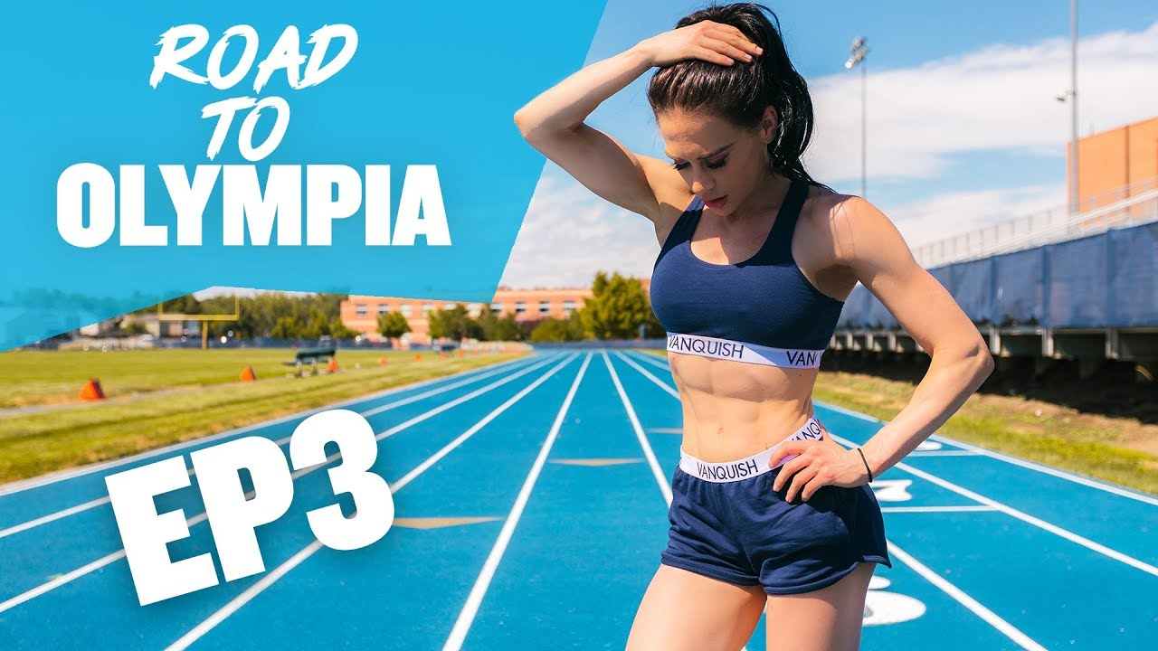 Road to the Olympia Episode 3 | Training 2x Day