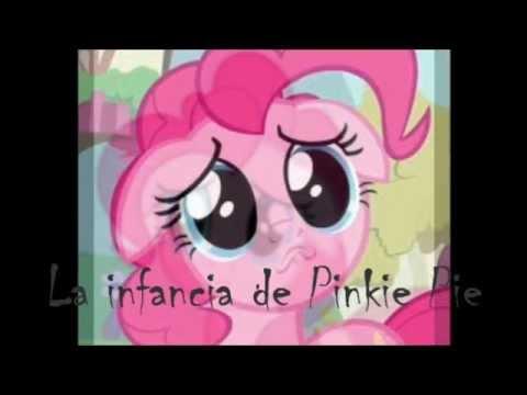 Creepypasta - La infancia de Pinkie Pie - YouTube