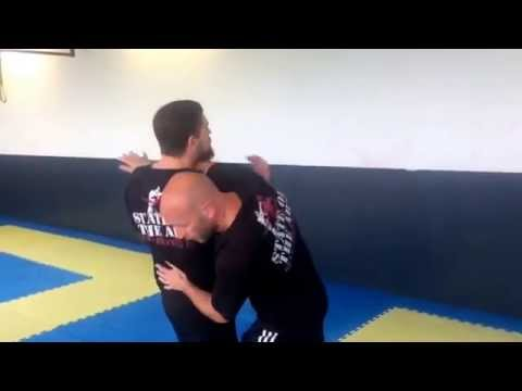 Arm Drags For Street Fighting - Ricky Manetta - MMA Krav Maga
