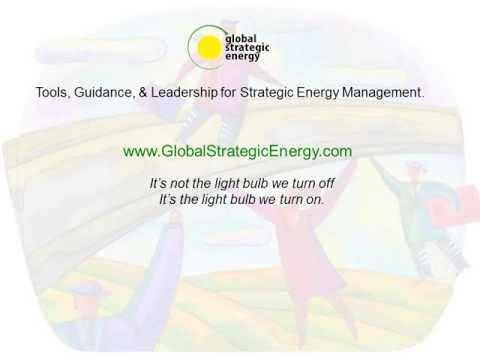 Introduction to Strategic Energy Management