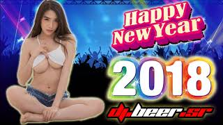 Happy New Year 2018 MEGA DANCE - [DJ.BeeR.SR]