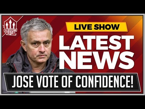 Manchester United Back Mourinho After Zidane Interest | Man Utd News