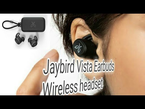 jaybird Vista truly WIRELESS EARBUDS REVIEW RUNNING ON MARKET WEIGHT SIX GRAMS