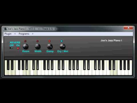JOES JAZZ PIANO by joe real