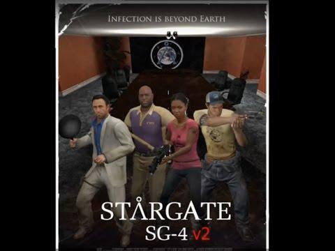 Left 4 Dead 2: Custom Campaign 2/24/17 Stargate SG-4