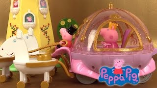 Peppa Pig Jouets Carrosse de Princesse Peppa Episode