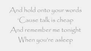 Secondhand Serenade- Fall for you [Lyrics]