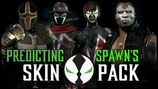 Mortal Kombat 11 | Spawn DLC Skin Pack Speculation