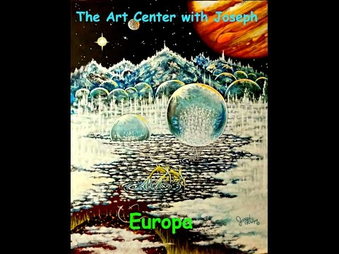 Europa   The Art Center with Joseph
