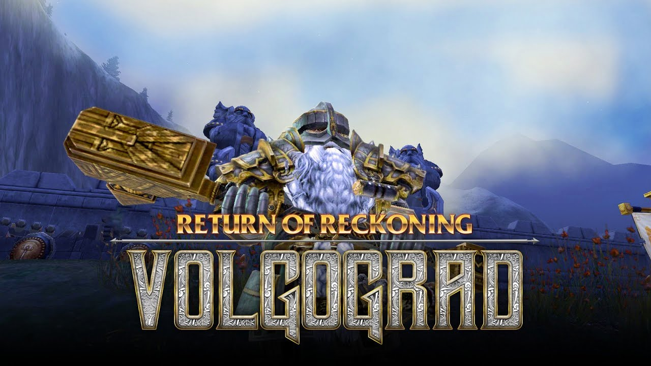 Warhammer online return of reckoning / solo dok youtube.