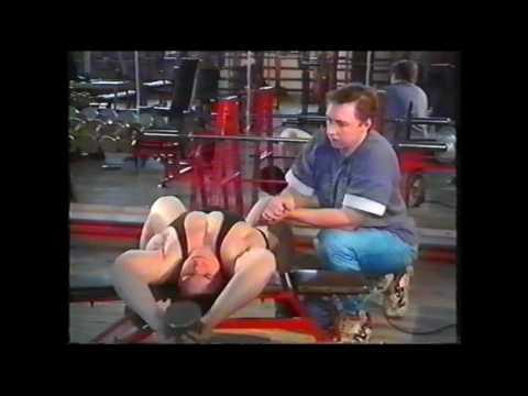 Колледж Бодибилдинга имени Бена Вейдера Базовая тренировка часть первая VHS